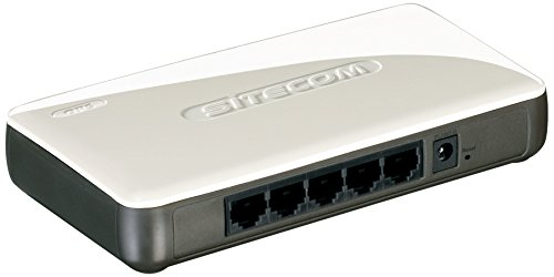 Sitecom Wi-Fi Access Point N300+ mit 5 Port Switch