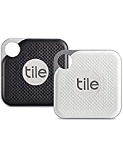 Save on Tile Pro with Replaceable Battery - Black/White, Pack of 2 (1 x Black, 1 x White) and more