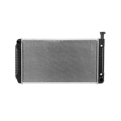 MAPM Premium Quality RADIATOR; 4.3/5.0/5.7LTR; WITHOUT ENGINE OIL COOLER