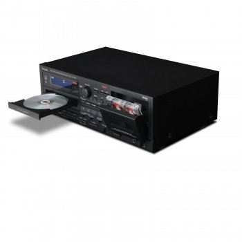 Teac AD-RW900-B CD Recorder and Auto Reverse Cassette Deck w