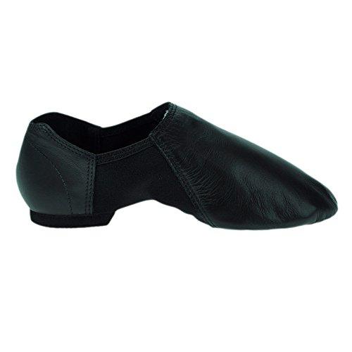 Gioflex de de Leo Jazz LS4006LB Nero zapatos vxfnAAp