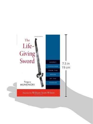 The Life-Giving Sword: Amazon.es: Yagyu Munenori: Libros en ...