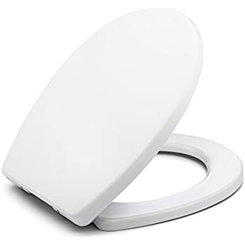 Bath Royale Br283 00 Mastersuite Round Toilet Seat With