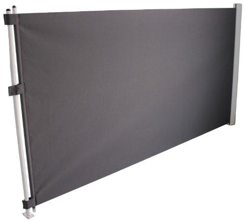 Prime Tech Sichtschutz / Seitenmarkise 1,6x3,0m / Kassette weiss