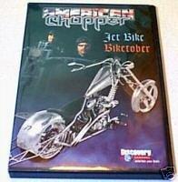 American Chopper: Jet Bike and Biketober (American Chopper Jet Bike)