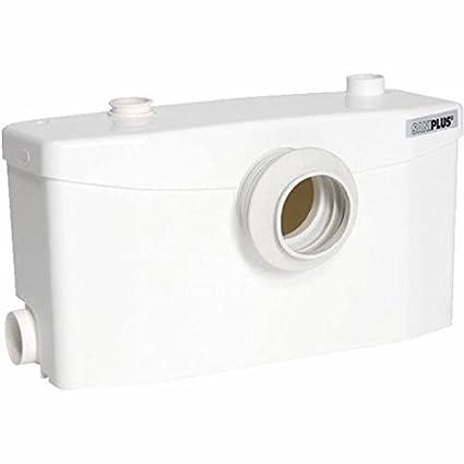 Saniflo 002 Saniplus Macerating Pump White Amazon