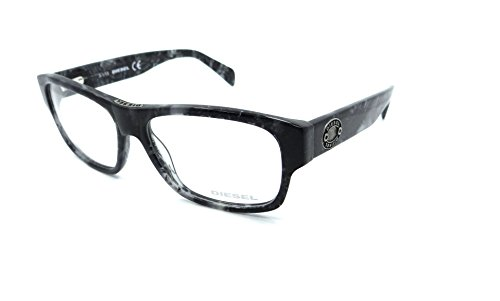 DIESEL for unisex dl5064 - 005, Designer Eyeglasses Caliber 56