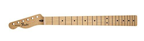 (Fender Telecaster Neck - Medium Jumb Frets - Maple Fingerboard - Left Hand)
