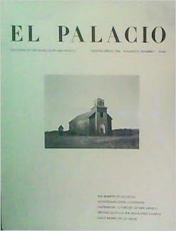 El Palacio (Volume 91, Number 3): Chris Wilson, Bruce Ashcroft, Michael Miller, Susan Zwinger, Sandra O. Cobb: Amazon.com: Books