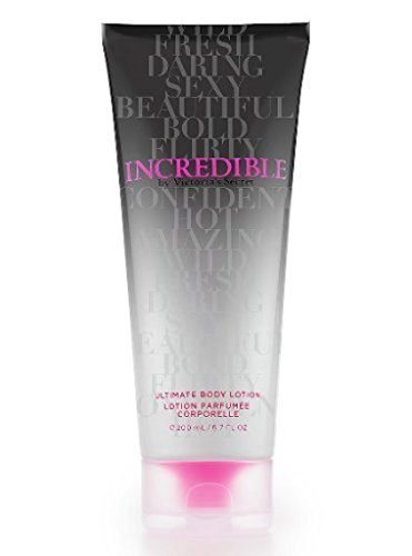 Incredible By Victoria's Secret Scented Body Lotion 6.7oz