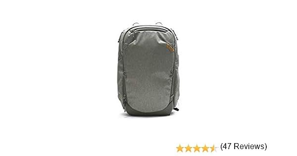 Peak Design Mochila de viaje para unisex-adulto Grande verde salvia: Amazon.es: Electrónica