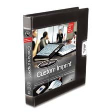 Custom Imprint Presentation Binder Capacity