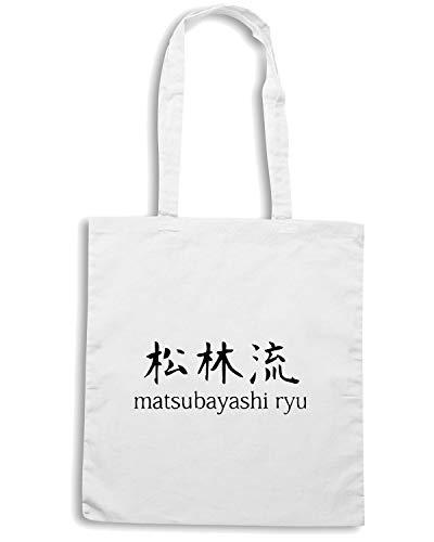 Speed Shirt Borsa Shopper Bianca TAM0131 MATSUBAYASHI RYU