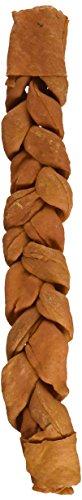 Image of Scott Pet 1 Count Pork Chomps Premium Shrink Wrapped Roasted Braid (1 Pack),10