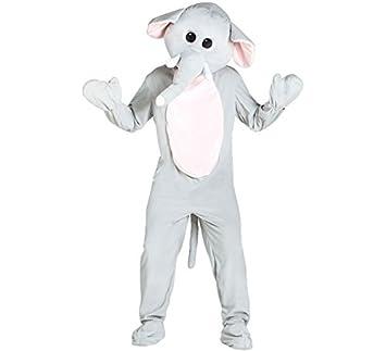 Car&Gus Disfraz Mascota Elefante para Adultos: Amazon.es: Juguetes ...