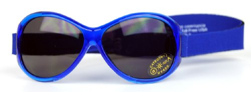 Baby Banz Retro Banz Kidz Oval Sunglasses Pacific Blue Ages - Baby Banz Sunglasses Retro