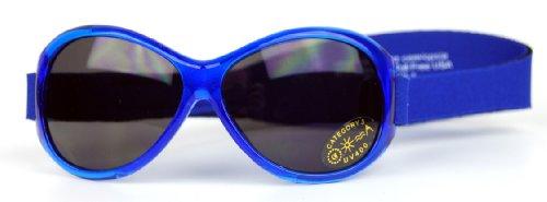 Baby Banz Retro Banz Kidz Oval Sunglasses Pacific Blue Ages (Kidz Banz Retro Sunglasses)