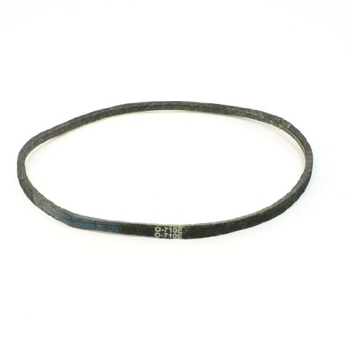 Washing Machine Motor O Type V Belt Fit Girth 27 61/64 Inches Black