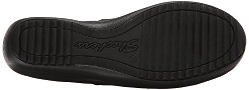 Savor Black Singolare Leather Slip Skechers Loafer on RqvTdx1w1