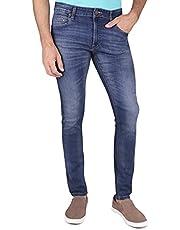 Silver Plate Filippo 21845 Jeans para Hombre Skinny