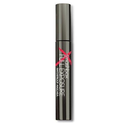 SmashBox Full Exposure Waterproof Mascara, Black, 0.27 Ounce