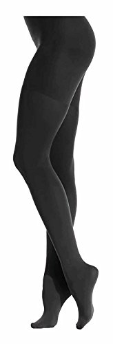 Spanx Womens Tight-End Tights Reversible Black /Java Size A