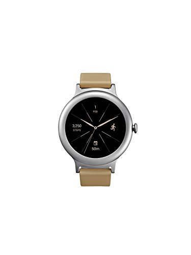 LG Electronics LGW270.AUSASV LG Watch Style Smartwatch with Android Wear 2.0 - Silver - US Version (Ebay Watches)