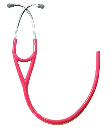 Replacement Tube Neon - (Stethoscope Binaural) Replacement Tube by Reliance Medical fits Littmann® Cardiology III® Stethoscope - TUBING (Neon Pink)