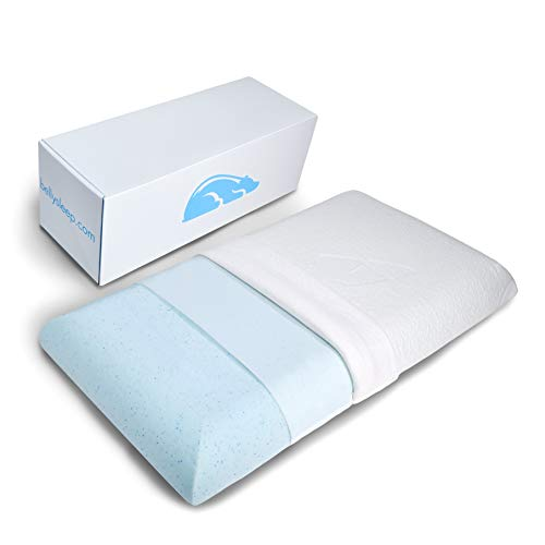 Buy pillow for stomach sleepers amazon