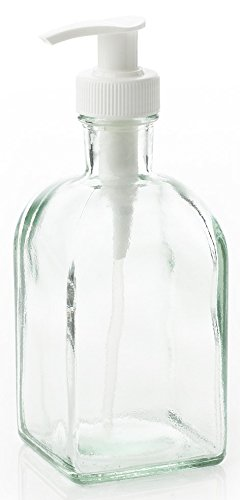 Natural Home Recycled Glass Liquid Soap Pump