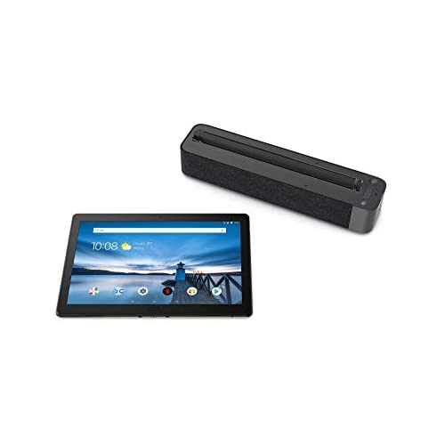 chollos oferta descuentos barato Lenovo Smart TabM10 Tablet 10 1 FullHD con Alexa integrada Snapdragon 450 RAM 2GB Memoria Interna 16GB Android 8 0 Color Negro