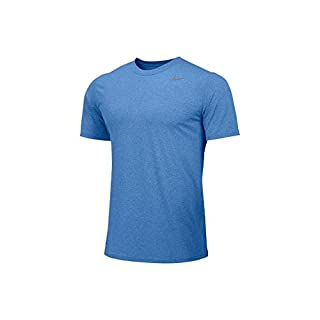 Nike Men's Legend Short Sleeve Tee, Light Blue, L