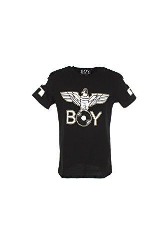 T-shirt Uomo Boy London S Nero Bl545 Primavera Estate 2017