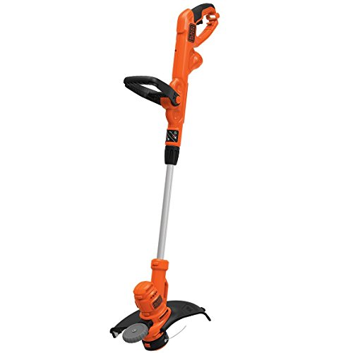 BLACK+DECKER BESTA510 6.5 Amp 14 in. AFS Electric String Trimmer/Edger (Best Rated Grass Trimmers)