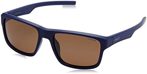 Hombre Azul Polaroid Azul 3018 Brown Bluette para S Sol 55 IG Brown de PLD Bluette JC9 Pz Pz Gafas ZZFSzrw