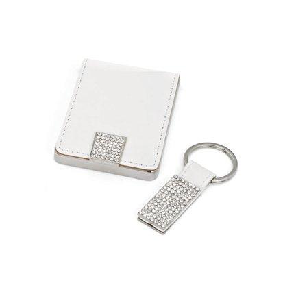 Amazon.com: torre & tagus diamante titular de la tarjeta y ...
