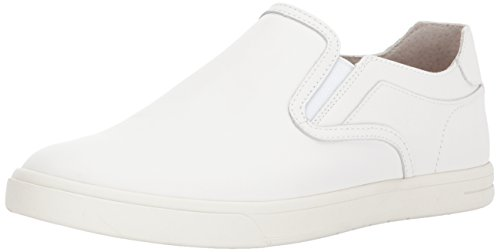 Sneaker In Pelle Bianca Da Uomo Ugg Mens Tobin Fashion