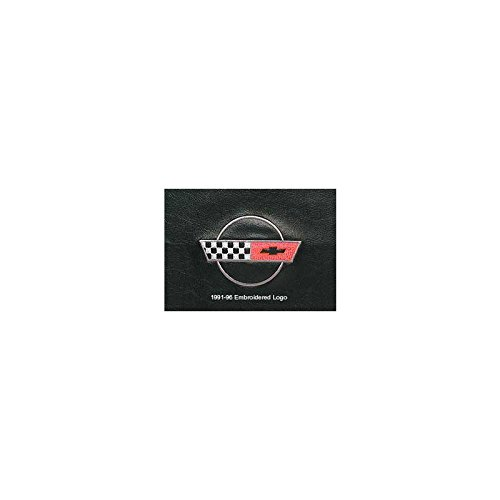 Eckler's Premier Quality Products 25-111175 Covercraft Nose Mask With Embroidered Logo  ME-41408 Corvette -