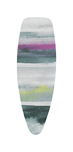 Brabantia 119101 Ironing Board Cover D, 135 x 45cm, Complete Set, Cotton, Morning Breeze