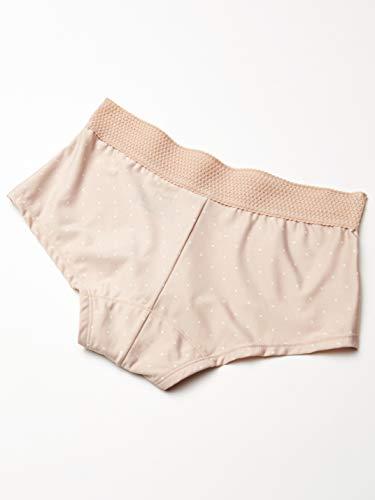 Maidenform Women's Dream Cotton with Lace Boy Short