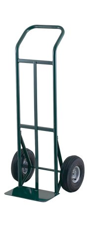 Harper Trucks K54DK19 600-Pound Capacity Hand Truck with Flow back (Flow Back Handle Truck)
