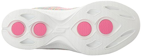 Skechers Performance Damen Go Walk 4 Lace-Up Wanderschuhe Multi