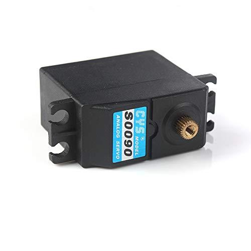 CYS-S0090 Digital RC Servo 10KG Torque Waterproof Metal RC Servo Motor Adjustable Metal Servo Arm by GorNorriss