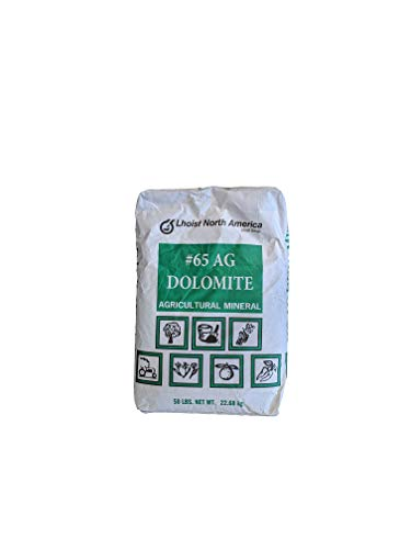 "Dolomite Lime Plus Magnesium and Calcium""Greenway Biotech Brand"" 50 Pounds"