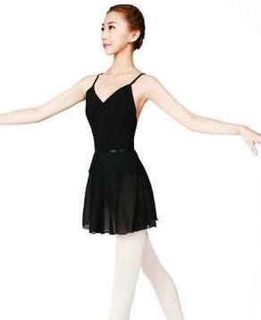 peiwen la práctica de Adultos Falda de la Danza del Ballet Velo ...