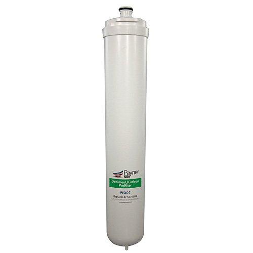 Compatible Carbon Block Sediment Cartridge for 47-55706G2 & 47-55706CM