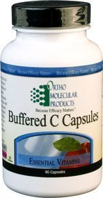 Ortho Molecular – Buffered C Capsules – 90 Capsules Review