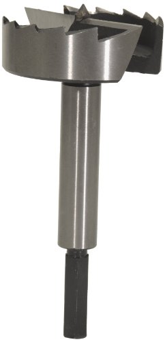 MLCS 9245H 3-Inch Diameter Steel Forstner Bit with Hex Shank by MLCS