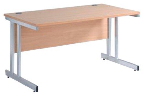 Blue Box Metropolitan - 25 mm gama Modular recto escritorio marco ...