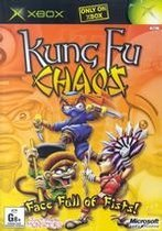 Kung Fu Chaos XBOX